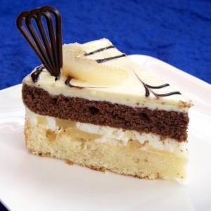Hruskovy dort
