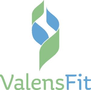 ValensFit logo POS