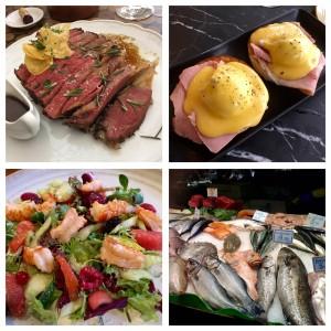 Maso, ryby a vejce
