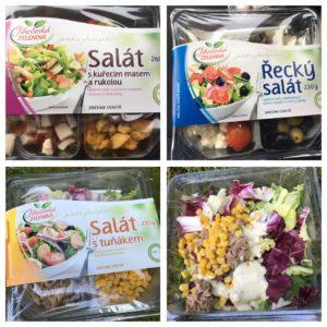 Hotove salaty