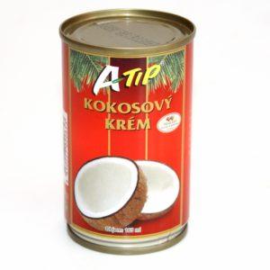 Kokosove mléko_krem