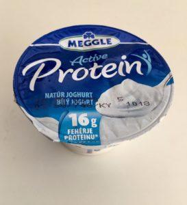 Active Protein jogurt Meggle