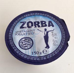 Jogurt Zorba