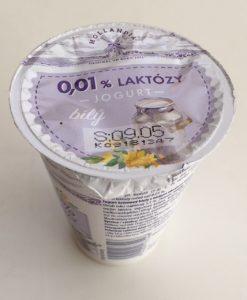 Jogurt bílý Hollandia bez laktózy