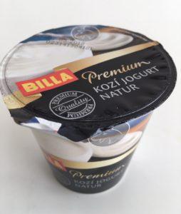 Kozí jogurt bílý