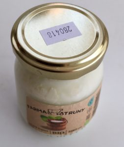 Jogurt z farmy Struhy