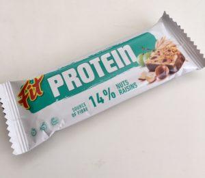 Tyčinka Fit protein