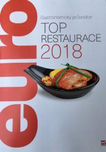 Top restaurace 2018