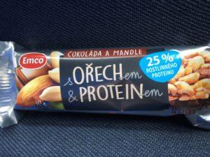 Tyčinka protein Emco