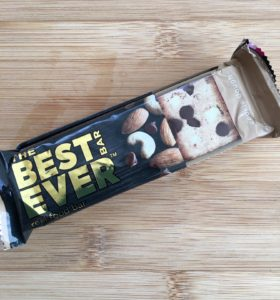 Proteinová tyčinka best ever