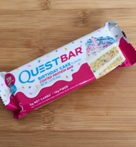 Quest bar proteinová tyčinka