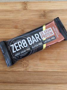 Proteinová tyčinka zero bar