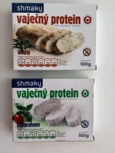 Shmaky vaječný protein