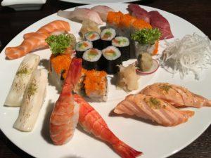 Sushi a hubnutí Koishi