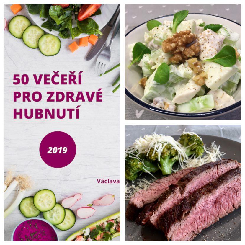 50 večeří pro zdravé hubnutí