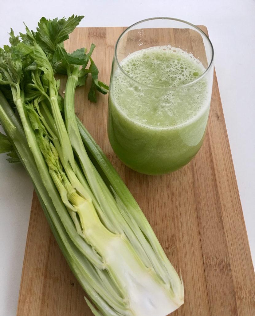 Rizika celerového detoxu