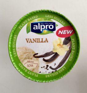 Zmrzlina Alpro vanilková