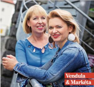 Markéta Kaclová a Václava Kunová