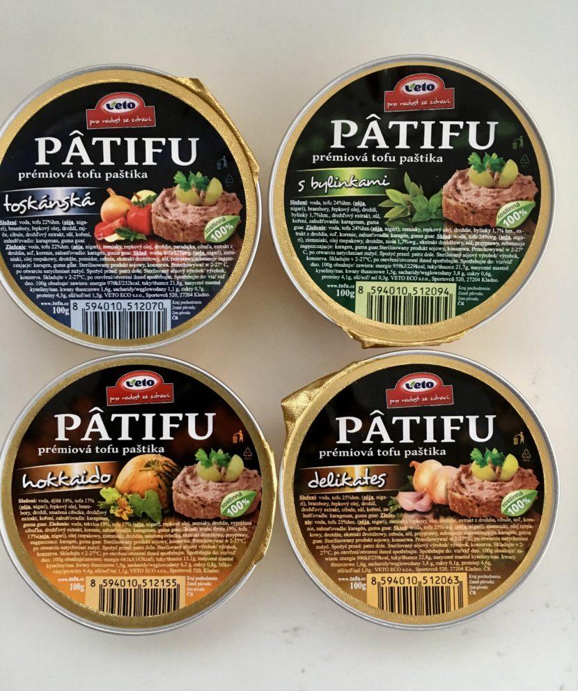 Patifu - jsou vhodné při hubnutí?