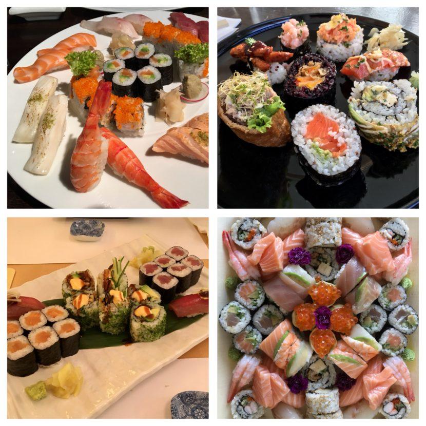 Sushi a hubnutí 01