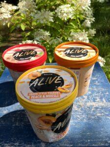 Zmrzliny Alive