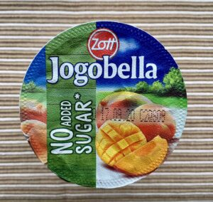 Jogobella bez cukru a sladidel