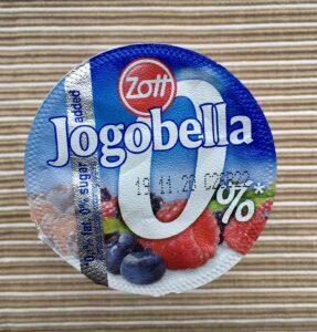 Jogobella nula tuku i cukru