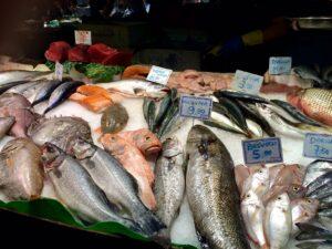 Mořské ryby pro zvýšení imunitní odpovědi