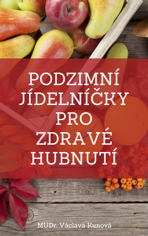 Podzimní jídelníčky pro zdravé hubnutí