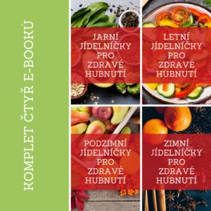 Sezónní jídelníčky e-knihy