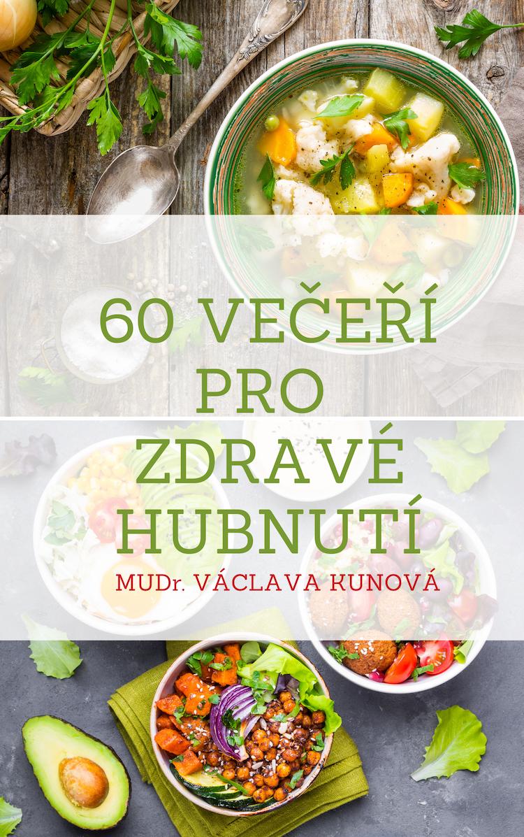 E-book 60 večeří pro zdravé hubnutí