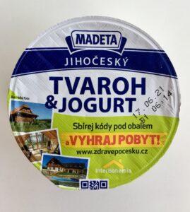 Tvaroh s jogurtem
